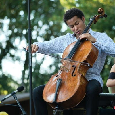Pop Sugar Interviews Sheku Kanneh-Mason