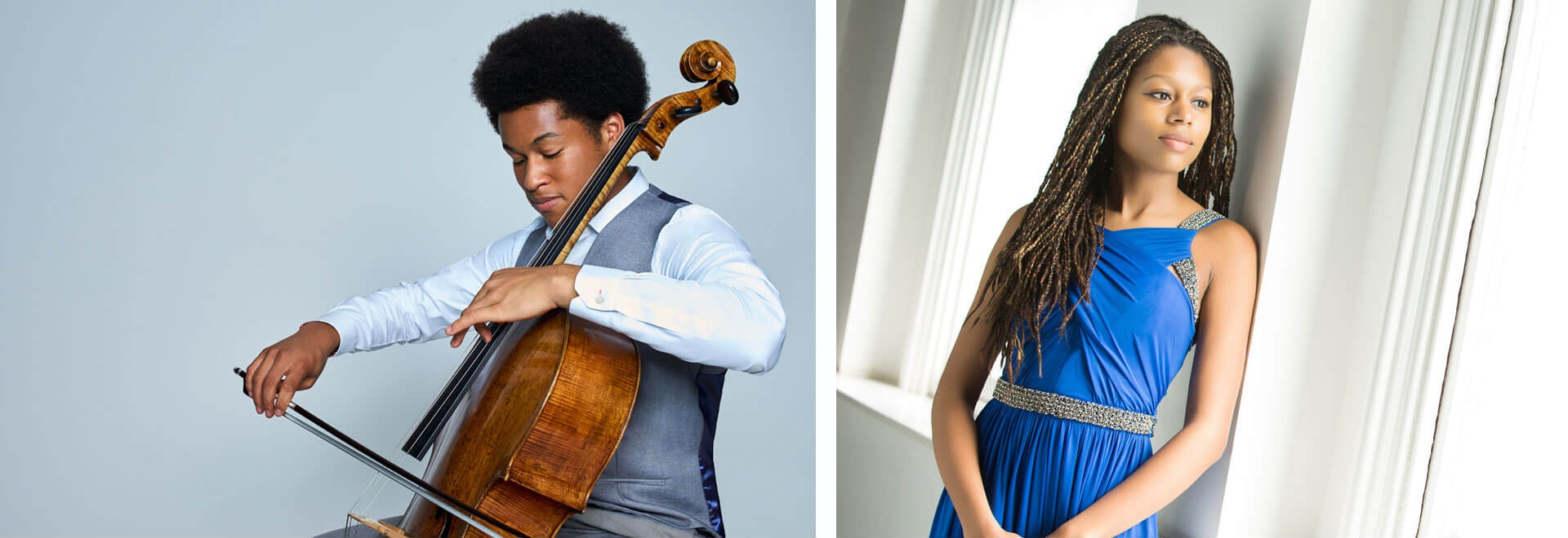 Bouchaine Young Artists Series: Sheku Kanneh-Mason, cello