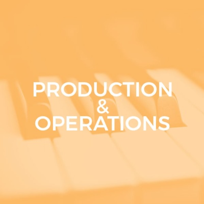 PRODUCTION AND OPS