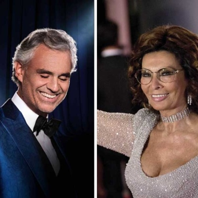 Lot 3 ~ Legendary: Loren, Bocelli and You
