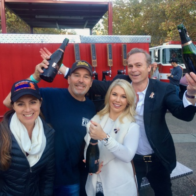 Boisset Collection and Festival Napa Valley Support Wine Country's First Responders
