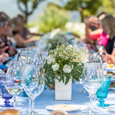 Vintner's Luncheon at St. Supéry Estate Vineyards & Winery