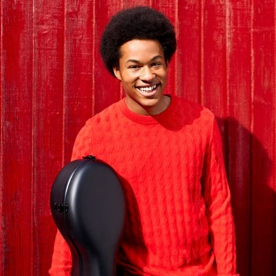 Sheku Kanneh-Mason and the Havana Chamber Orchestra at Charles Krug Winery